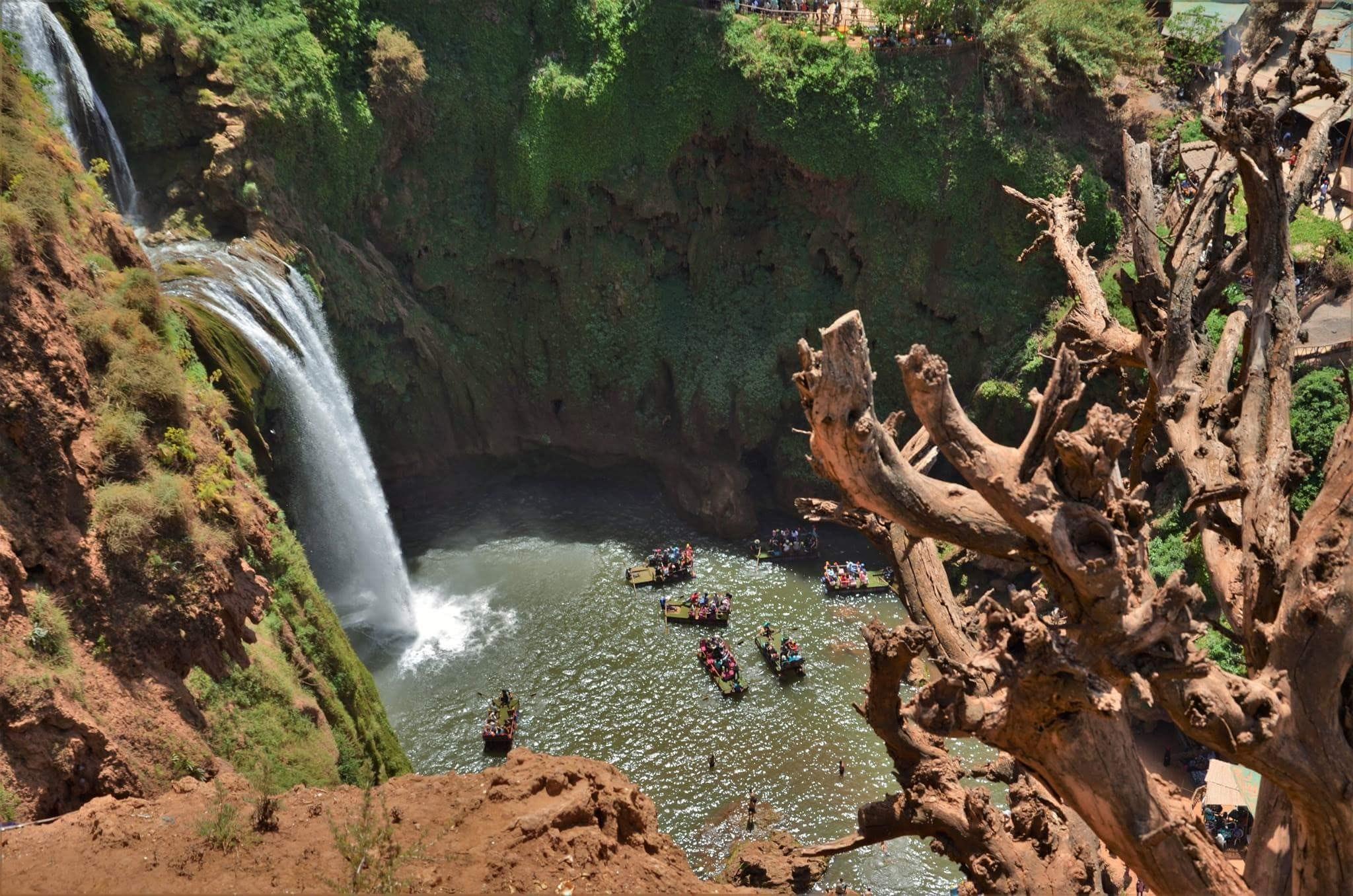 Cascade d'Ouzoud - MC Voyages
