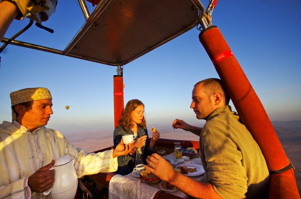 Montgolfiere, parapente et ulm - MC Voyages