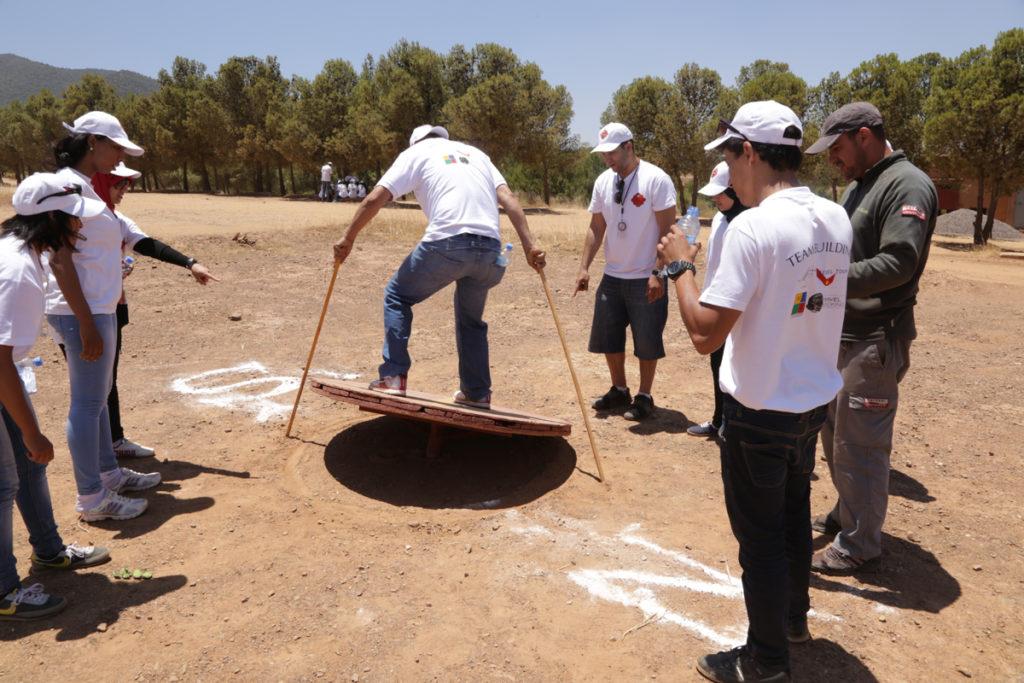 Olympiades Multi-Jeux - Team Building à Marrakech