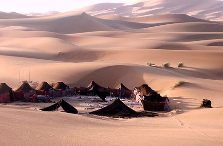 Zagora dunes et vallée du draa - MC voyages